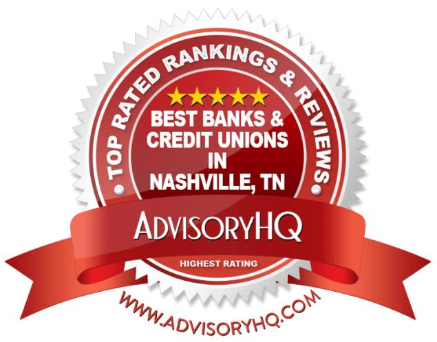 AdvisoryHQ Seal Top Rated Banks and Credit Unions 2018
