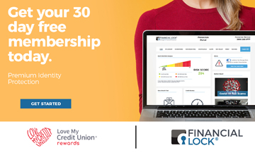 Get your 30 day free membership today with Financial Lock!