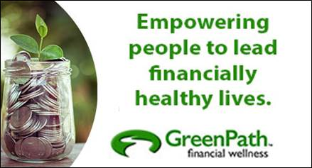 Greenpath Financial Wellness - we can help you with debt management and more
